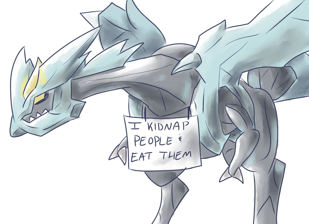 Kyurem shaming