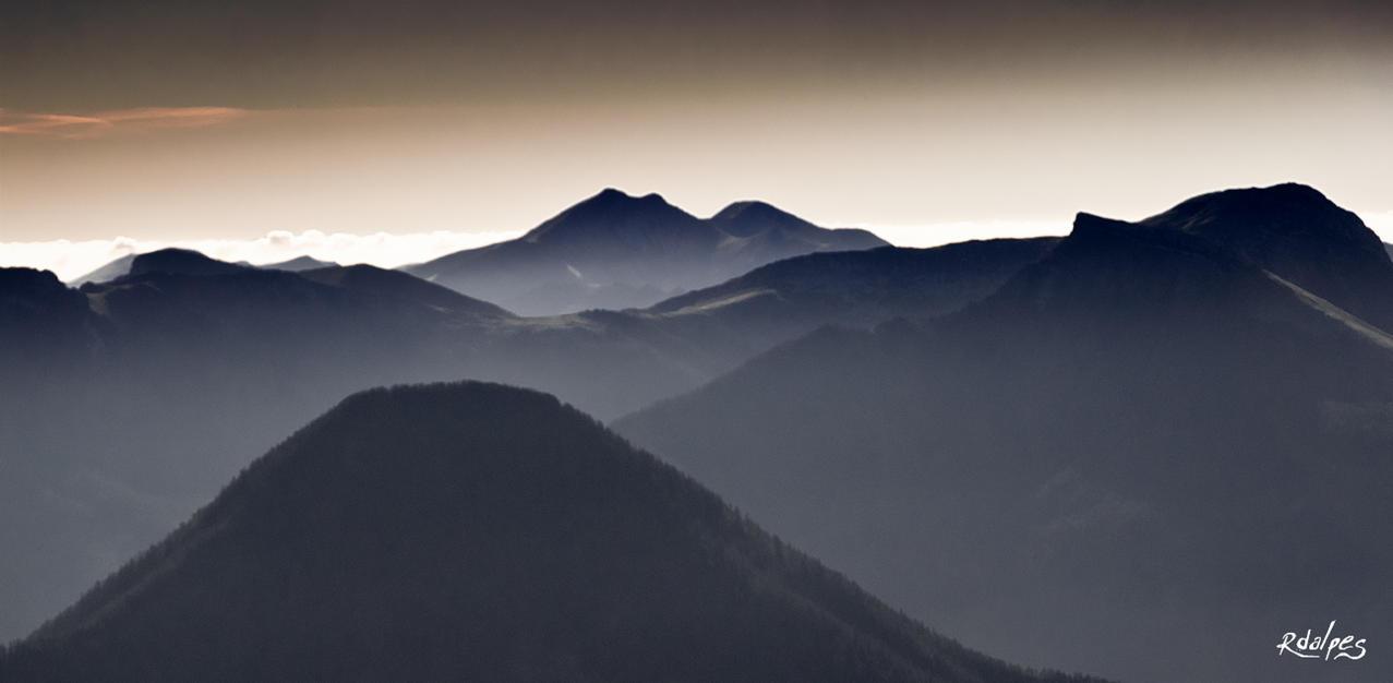 ridges by rdalpes