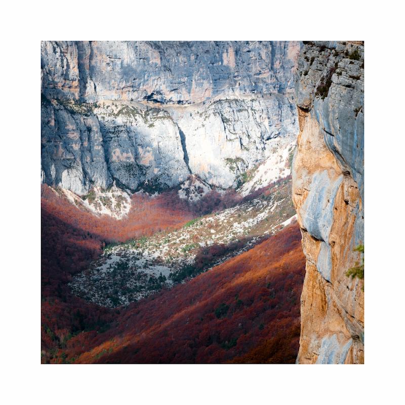 La falaise by rdalpes