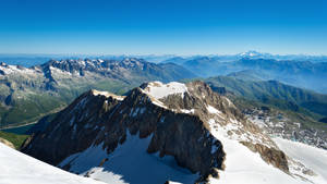 Le Mont Blanc by rdalpes