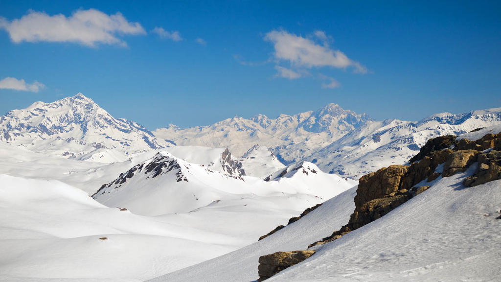Mont Blanc by rdalpes