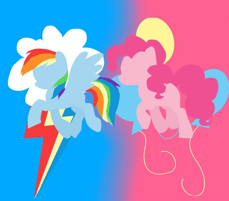 Pinkie Dash by FKandFriends