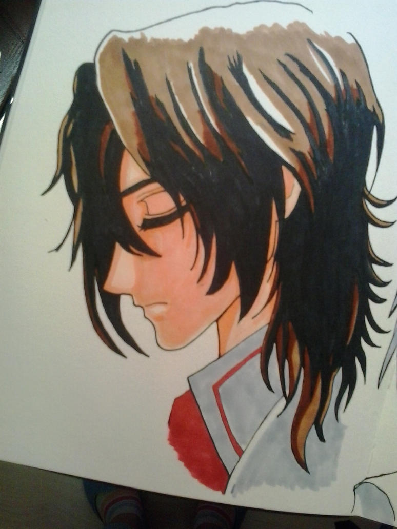 manga style by Silwy-whisky