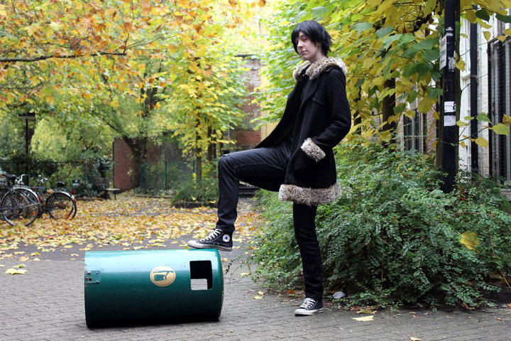 King of dustbins