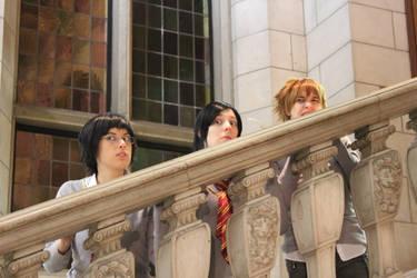 Stairwell Mischief