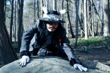Into the Woods: The Wolf: No Possible Way