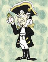 Disney OTC: The Baron of Time by ZoraCatone