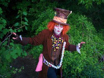 Tarrant Hightopp: Wandering and Wondering