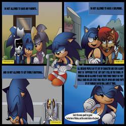 SEGA Mandates:Sonic's Character (Read Description) by THE-Julian-Cabrera