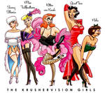 The Krushervision Girls