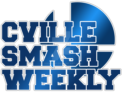 Cville Smash Weekly - Logo by Joshtrip1