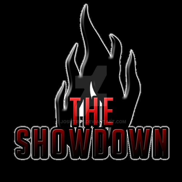 The Showdown - Logo by Joshtrip1