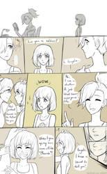 MercyPharah - Encounter P.2 by Shchigatsu