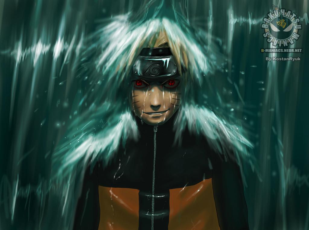 Naruto 492 by KostanRyuk