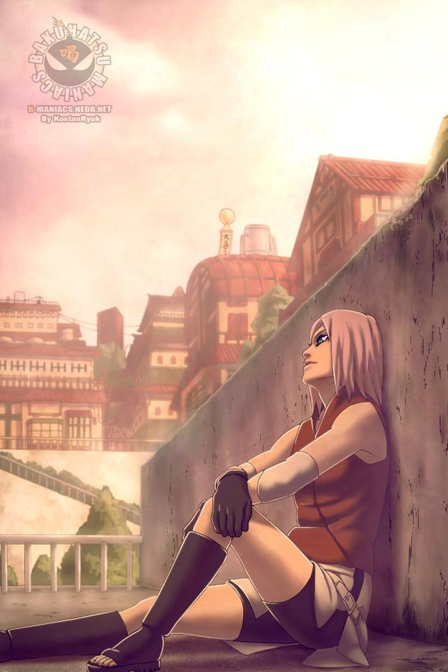 Naruto 483 by KostanRyuk