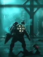 BioShock by KostanRyuk