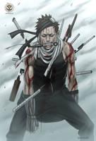 Naruto 521 by KostanRyuk