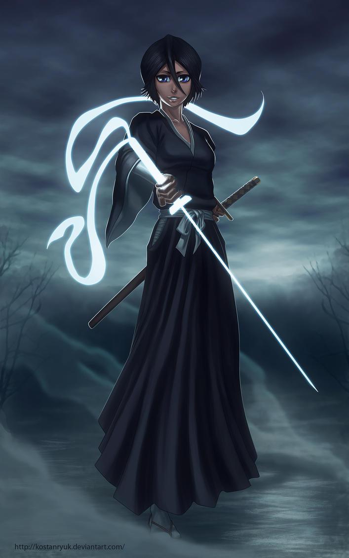 Rukia Kuchiki [APPROVED, 0-4+ -Kyle] Rukia_kuchiki_by_kostanryuk-d4666qc