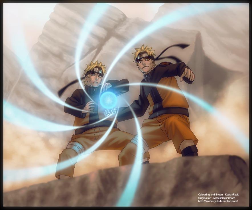 Naruto 555 by KostanRyuk