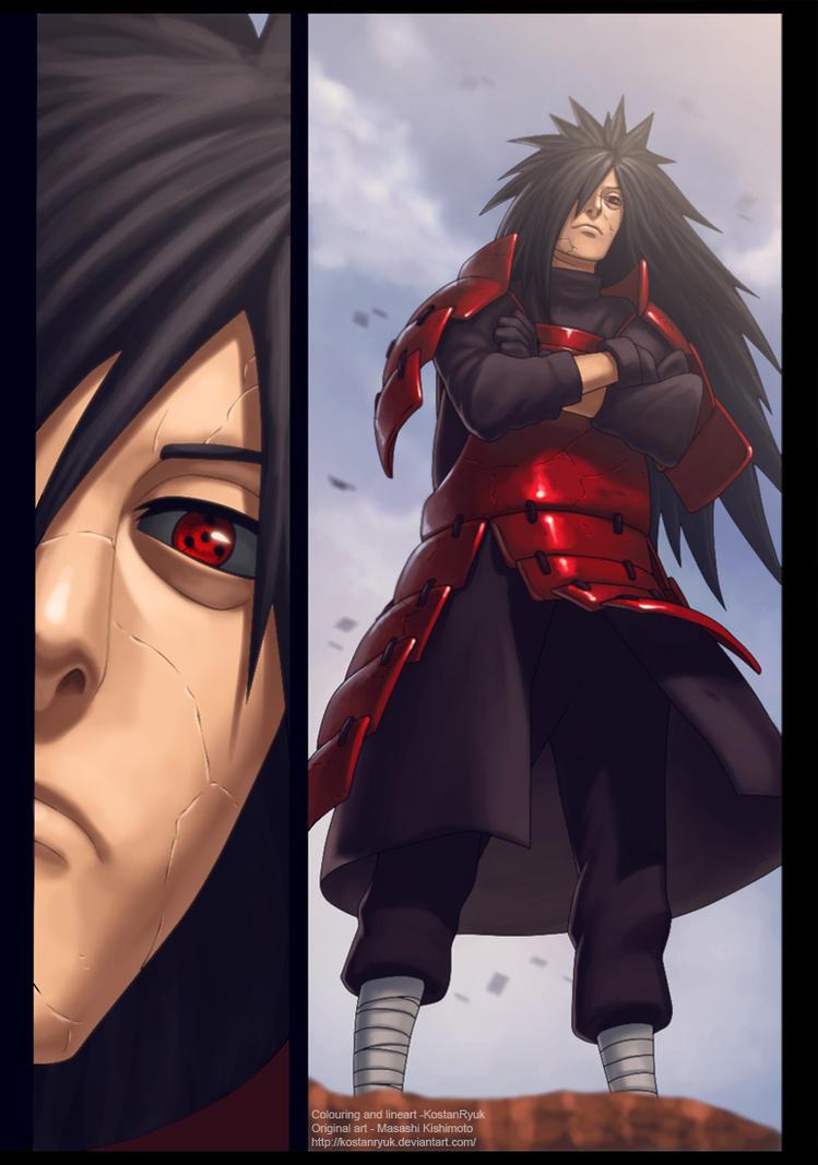 Naruto 559 by KostanRyuk