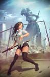 Random anime girl
