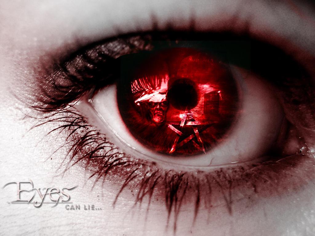 Kurapika Red Eye In Hunter X