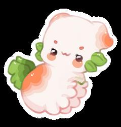 Momo Chibi by cacticookies