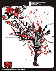 i'm not machine by streetatmosphere