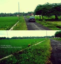 RUNAWAY by streetatmosphere