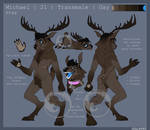 [C] Fat gay stag