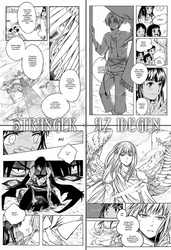 Stranger - sample pages by magier