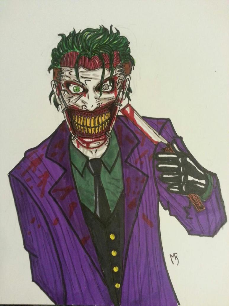 Death Of the Family Joker by PumpkinSlasher9
