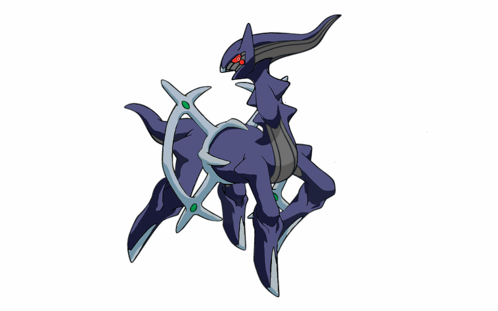 Shadow Arceus By Bladethechangeling On Deviantart