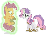[Vector #55} Sorry Scoots by Kojibiose