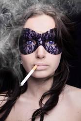 Smoking Beuty by Zettec