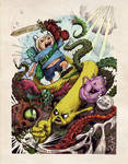 Adventure time: Brothers in Arms