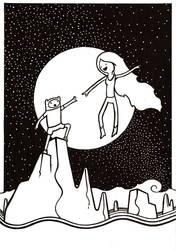 Cosmic Finnceline by BillyTwo