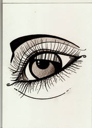 An Eye by BillyTwo