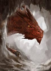 A Dragon by rodmendez