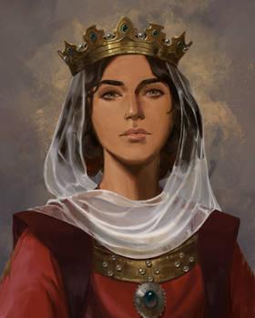 Alia(older) Portrait