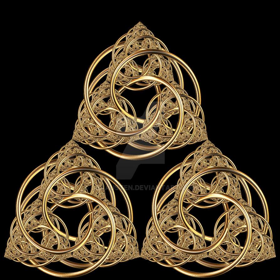 CELTIC GOLD by GeaAusten
