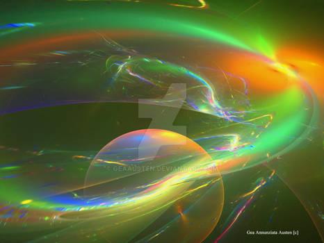 GREEN YELLOW UNIVERSE