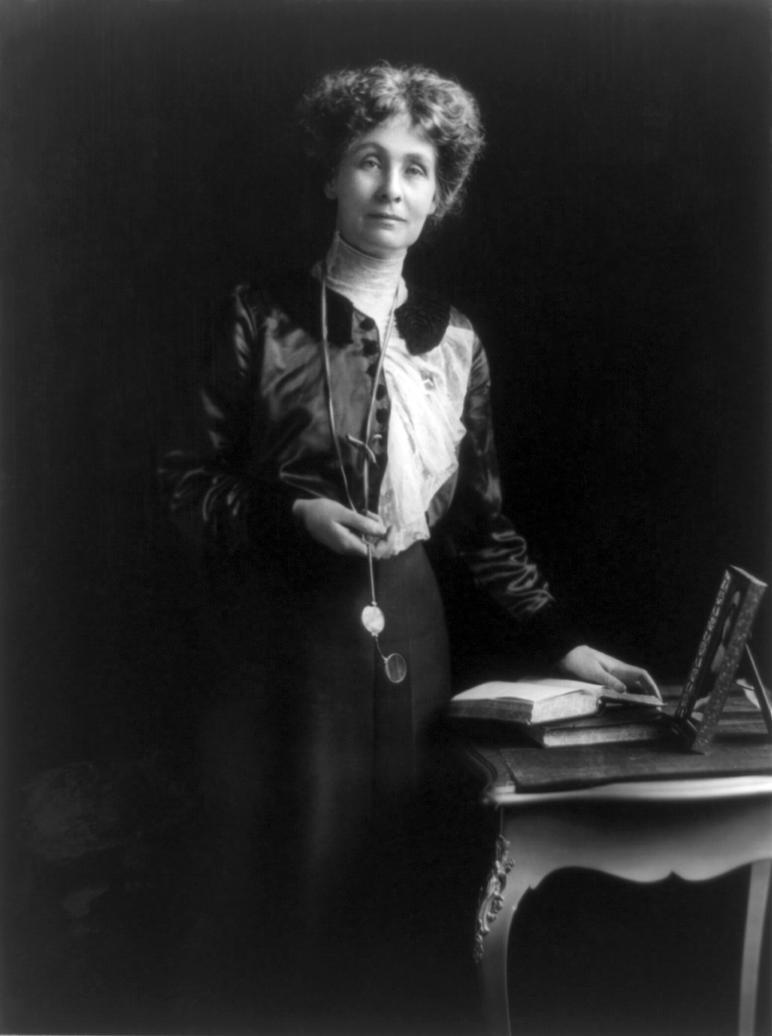 Emmeline Pankhurst2 by GeaAusten
