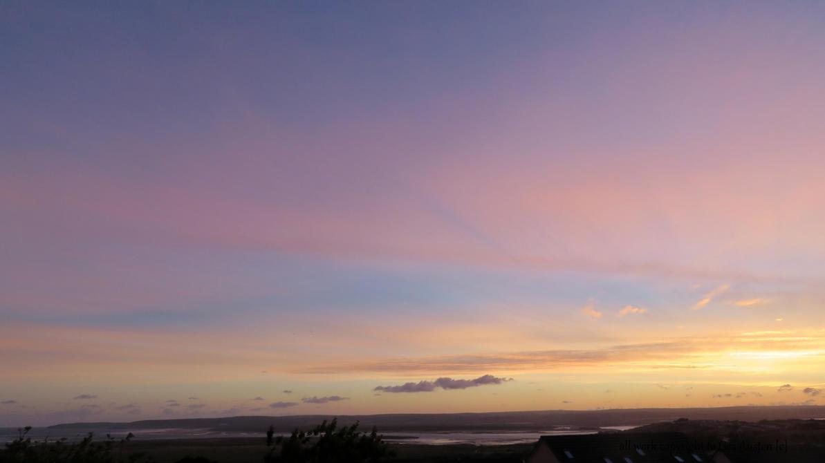 first light Solstice ..North Devon by GeaAusten