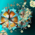 Underwater Flowers by GeaAusten