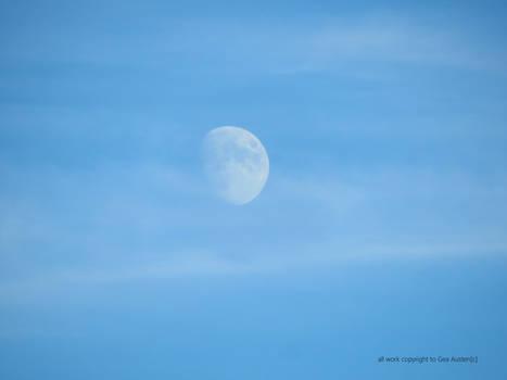Pretty Blue Moon