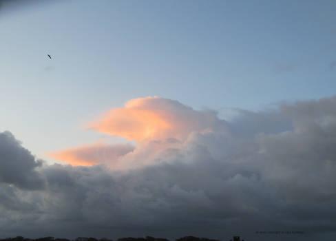 Beautiful dawn clouds 13/10/20
