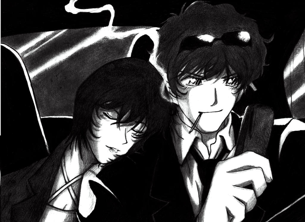 Rest With Me  Matsuda And Sato Detective Conan   B by 5900