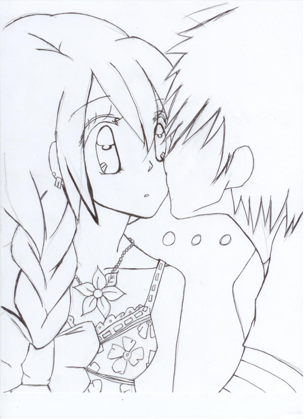 96 manga couple coloring pages coloringshugo chara for Cute anime couples coloring pages