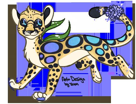 Vervain Cheetah Adopt CLOSED! by TalonEX